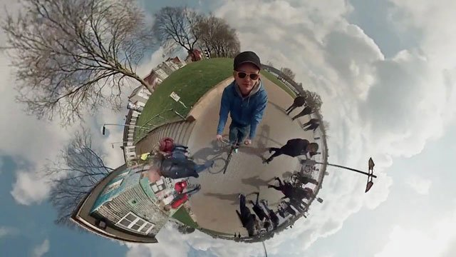 Capture 360 Degree Photos with Your Android Device