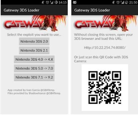 3DS X-Loader - Nintendo 3DS Emulator
