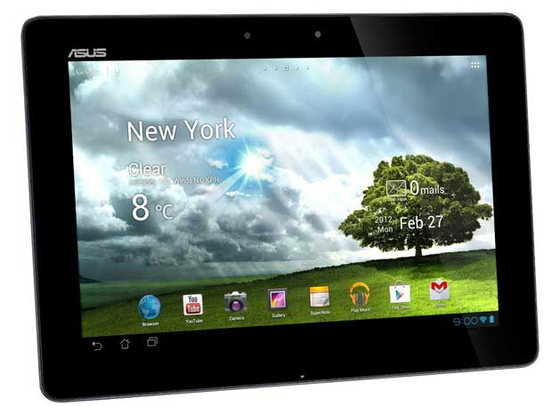 ASUS Transformer Infinity Pad Tablet