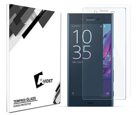 Best Sony Xperia XZ Screen Protector