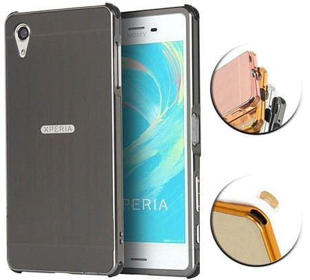 AVIDET Back Case Cover for Sony Xperia XZ