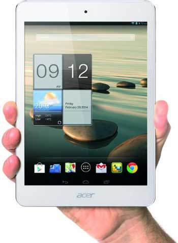 Acer Iconia A1-830-1633 Android Tablet