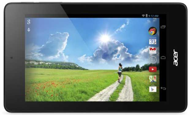 Acer Iconia B1-730HD-11S6 Android Tablet