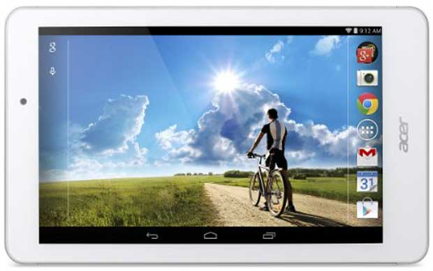 Acer Iconia A1-840FHD-197C Android Tablet - cheap acer tablets
