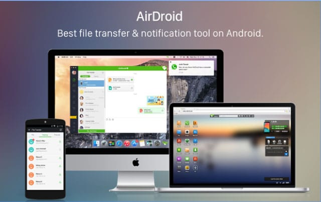 Transfer Files Wirelessly from Android to PC