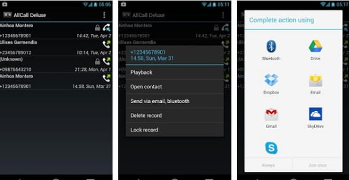All Call Recorder - Automatic Call Recorder App for Android