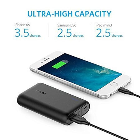Anker PowerCore Speed 10000mAh Power Bank