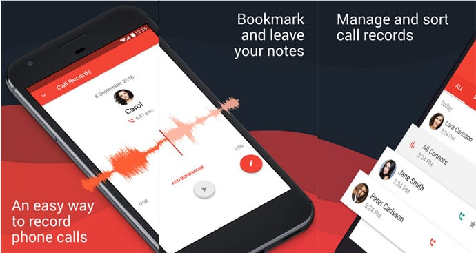 Auto Call Recorder for Me - Free Call Recorder App
