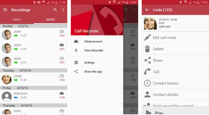 Automatic Call Recorder - Call Recorder App for Android