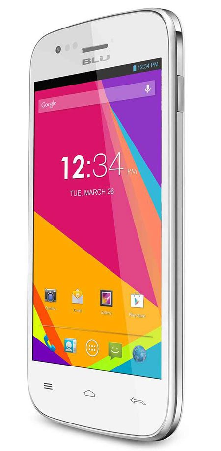 BLU Advance 4.0 Unlocked Dual SIM Cellphone