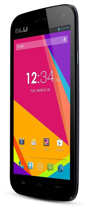 BLU Studio 5.0 II Unlocked Cellphone