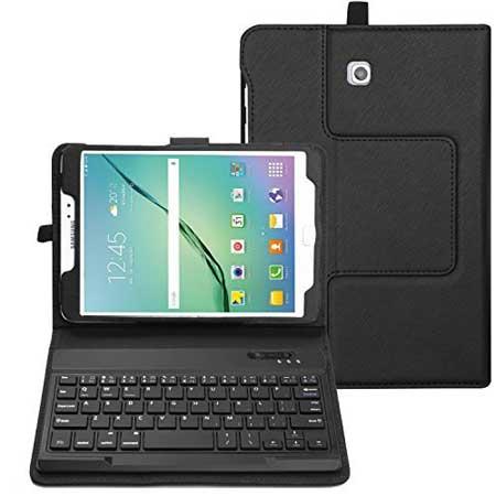 BMOUO Samsung Galaxy Tab S2 8.0 Case with Keyboard