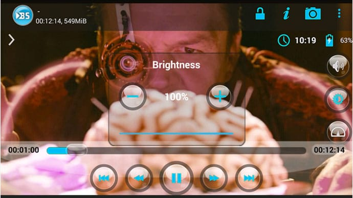 BSPlayer Free - Video Player for Android