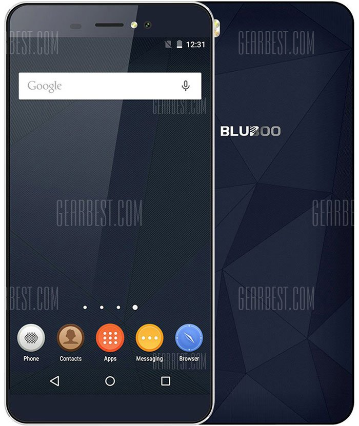 Bluboo Picasso 4G Smartphone Review
