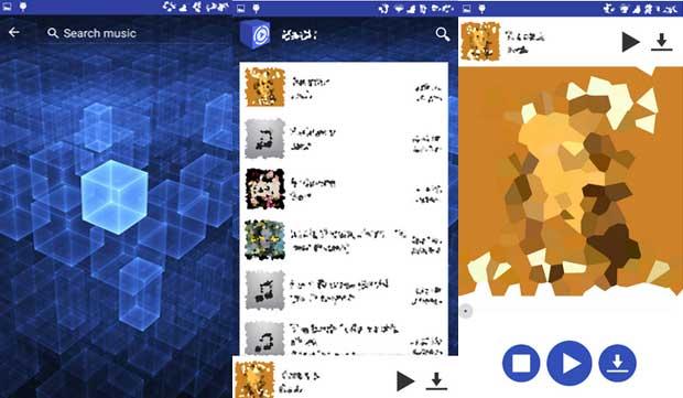 Blue Music MusicBox Downloader