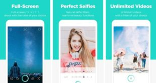 Candy Camera - Selfie Apps for Android