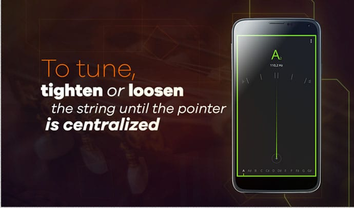 Cifra Club Tuner - Guitar Tuner Apps Android