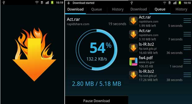 Download Blazer - Best Music Downloader Apps for Android