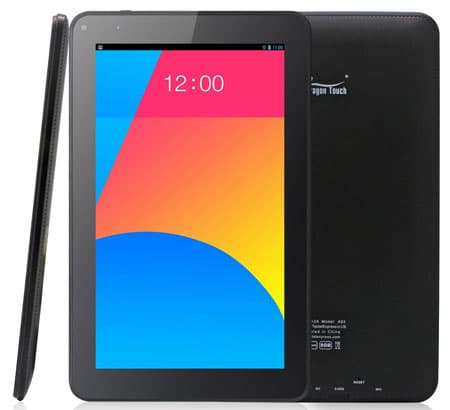 Dragon Touch A93 9'' Quad Core Google Android 4.4 KitKat Tablet