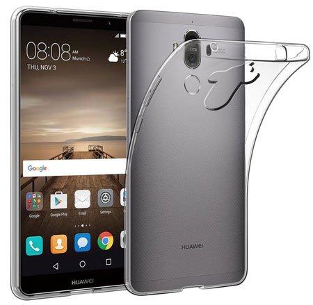 EasyAcc Huawei Mate 9 Transparent Slim Anti Slip Case