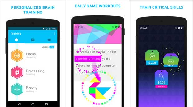 Elevate - Best Brain Training Games for Android