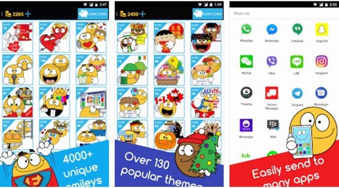 Emojidom - Emoji Keyboard App