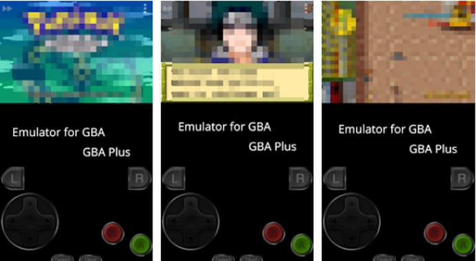 Emulator for GBA Pro Plus