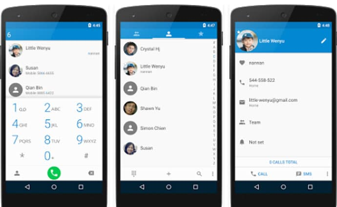 ExDialer: Dialer & Contacts