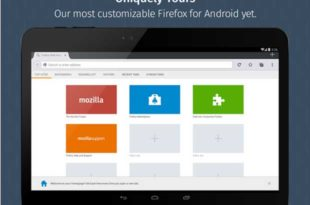Firefox - Best Web Browser App for Android
