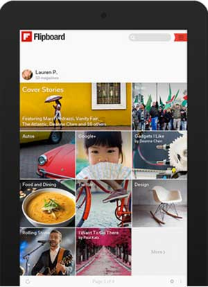 Flipboard: Best Android Magazine App