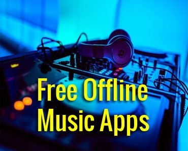 offline music apps for android