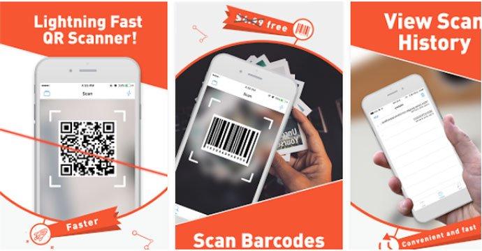 Free QR Scanner/QR Code Reader