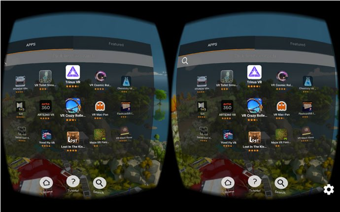 Fulldive VR - Best VR Apps