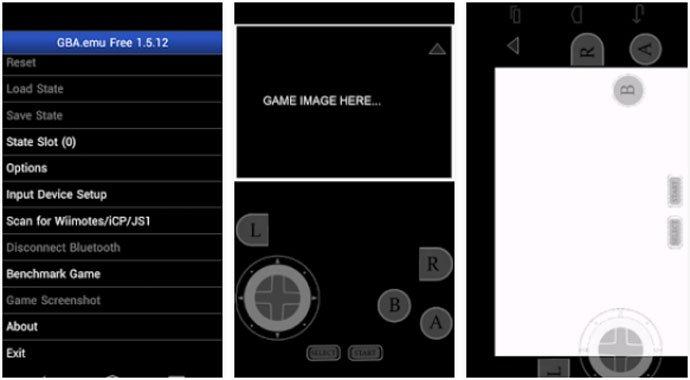 GBA.EMU Free - Gameboy Emulator