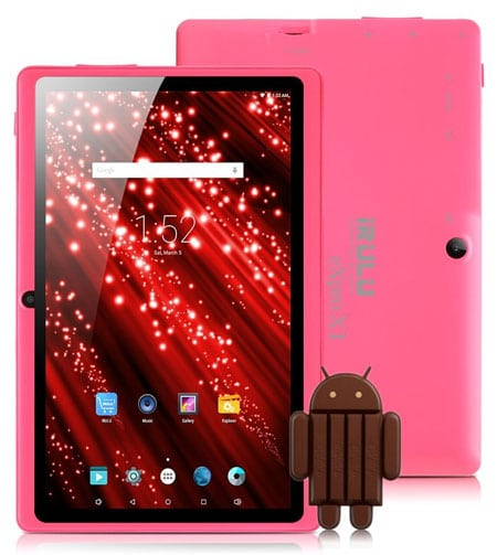 [GMS Certified by Google] iRULU 7'' Tablet Review