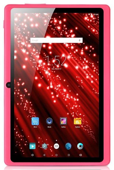 [GMS Certified by Google] iRULU 7'' Tablet