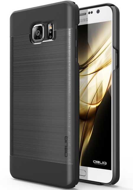 Galaxy Note 5 Case by OBLIQ