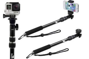 Galaxy Note 5 Selfie Stick by The Alaska Life