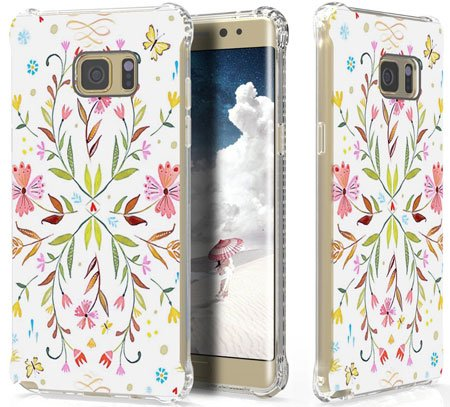 Best Cool Designed Galaxy Note 7 Phone Case by FYY