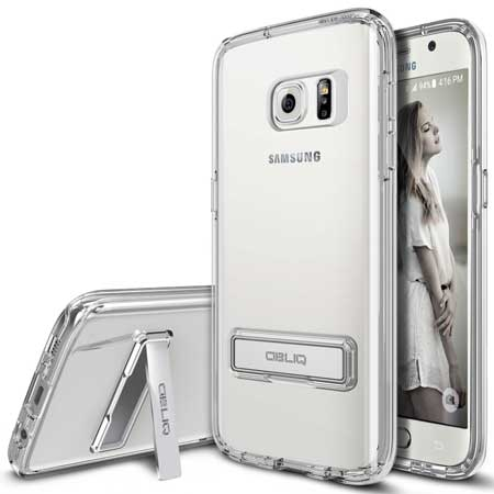 Galaxy S7 Case by OBLIQ (NaKED SHIELD Series)