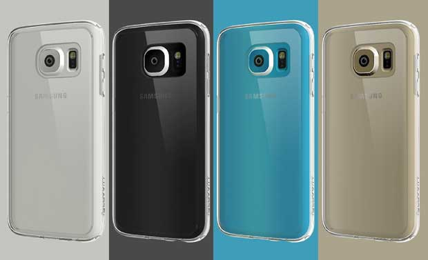 Galaxy S7 Case from LUVVITT [Clear View]