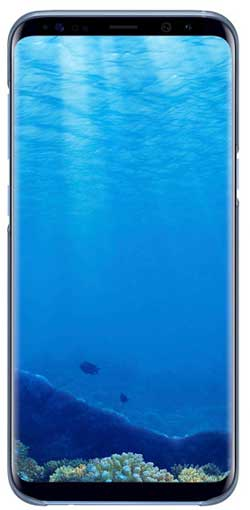 Galaxy S8+ Protective Case Cover