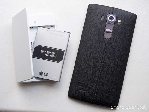 Genuine LG G4 Power Charger Pack & Charging Cradle