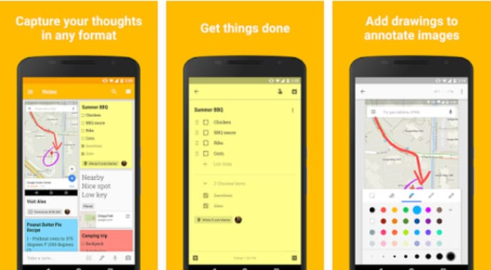 Google Keep - Best Notes App for Android