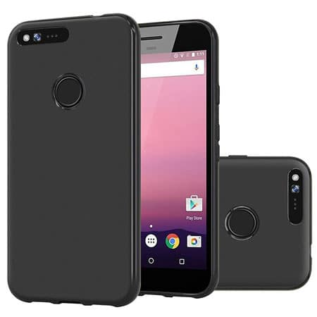 Google Pixel Case by MicroP
