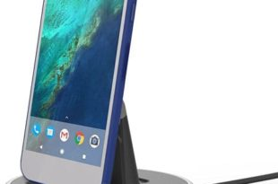 Google Pixel Desktop Charging Dock (Type-C Charger) by Encased