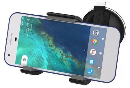 Google Pixel Easy-dock Car Mount by Encased
