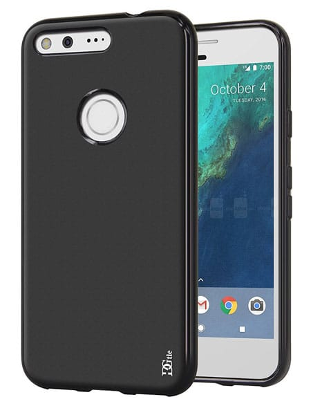 Google Pixel XL and Pixel Case by DGtle