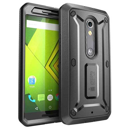 Heavy Duty Droid Maxx 2 Case by SUPCASE