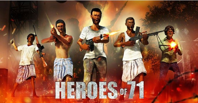 Heroes of 71 - Best Bangla Game